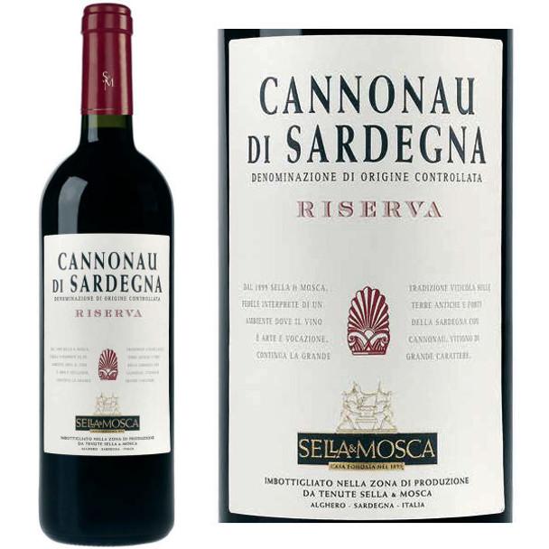 Sella & Mosca Cannonau di Sardegna Riserva