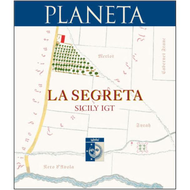 Planeta La Segreta Rosso Sicily IGT