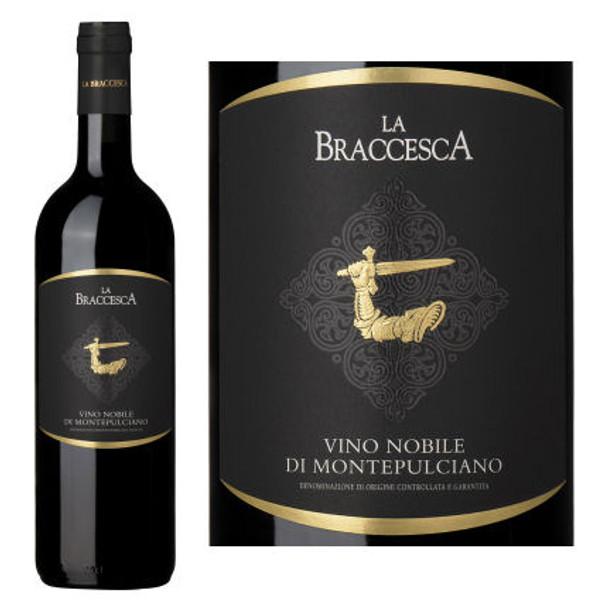 La Braccesca Vino Nobile di Montepulciano DOCG