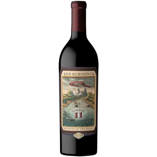 Red Schooner by Caymus Voyage 8 Mendoza Malbec