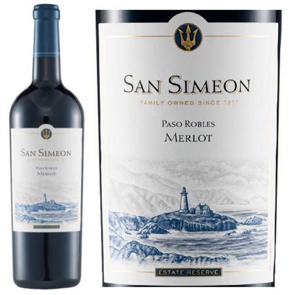 San Simeon Paso Robles Merlot