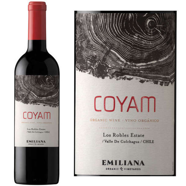 Emiliana Coyam Proprietary Red Blend