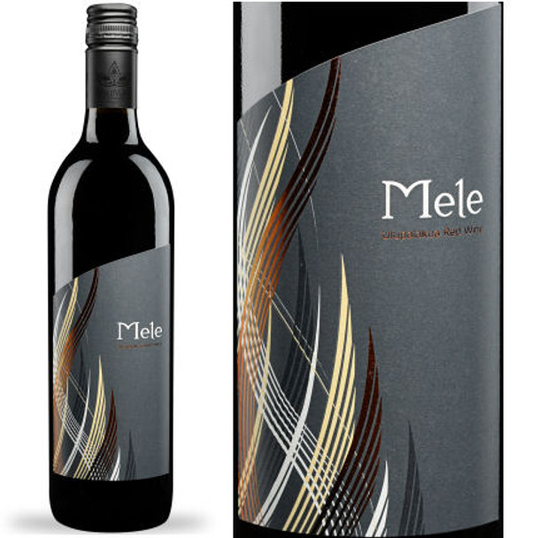 Maui Wine Mele Red Blend NV (Hawaii)