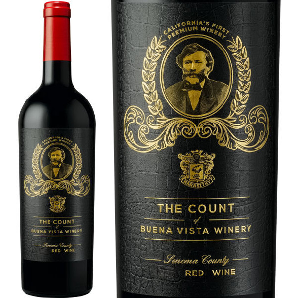Buena Vista The Count Sonoma Red Blend