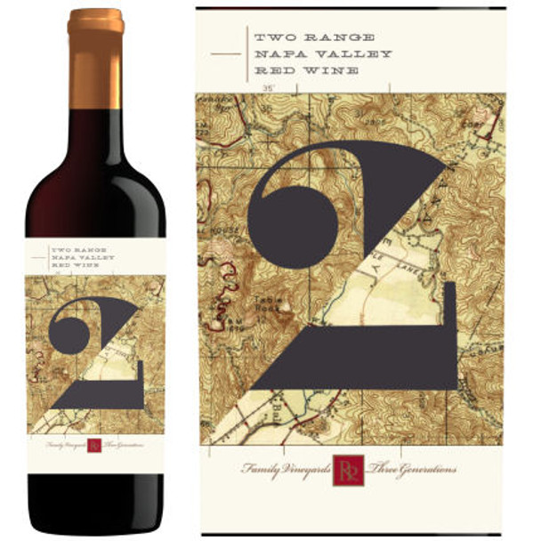 Rutherford Ranch Two Range Napa Red Blend