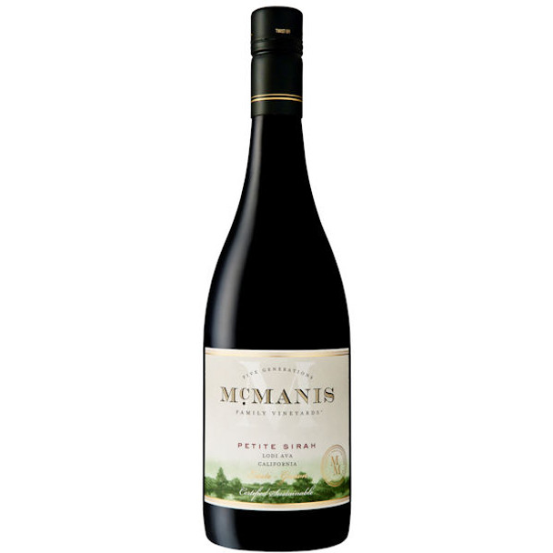 McManis Family California Petite Sirah