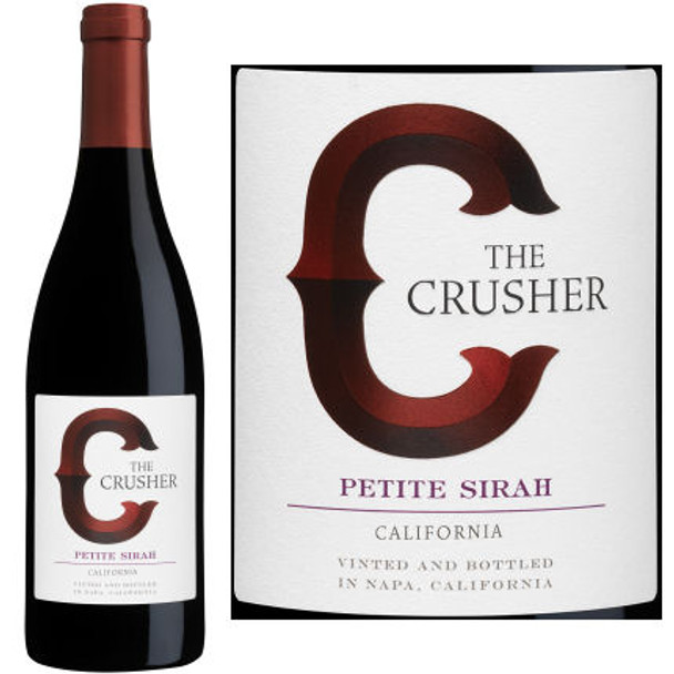 The Crusher California Petite Sirah