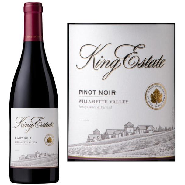 King Estate Willamette Valley Pinot Noir