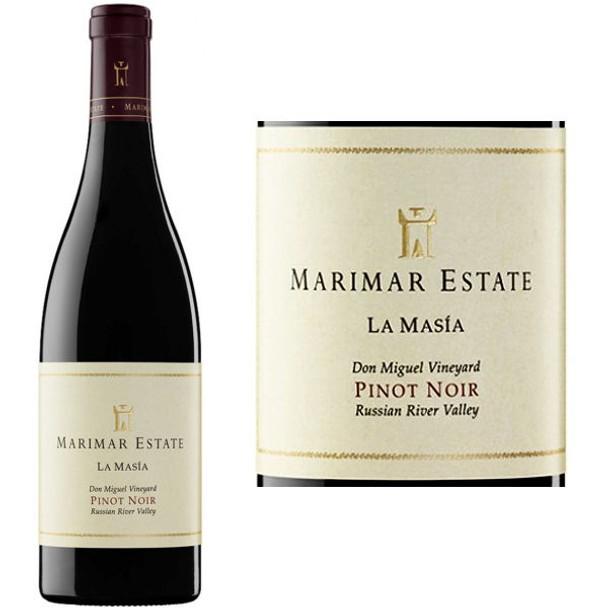 Marimar Estate Don Miguel La Masia Pinot Noir