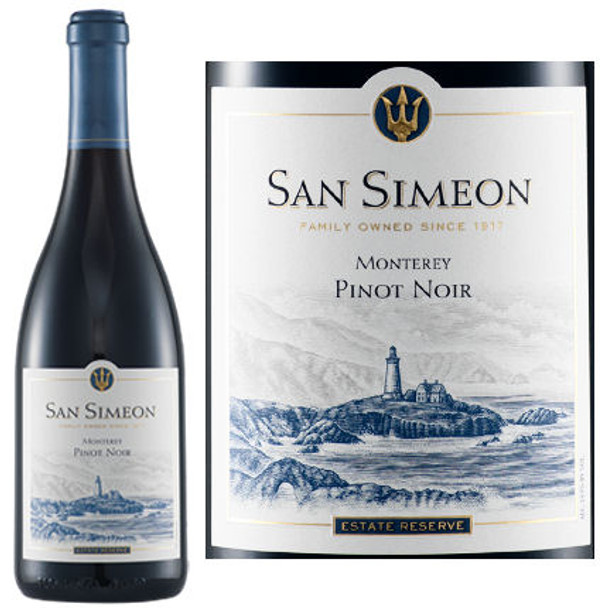 San Simeon Monterey Pinot Noir