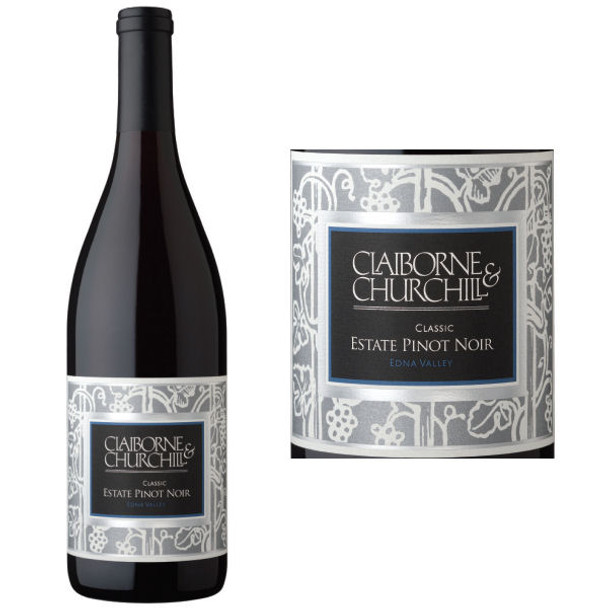Claiborne & Churchill Classic Estate Edna Valley Pinot Noir