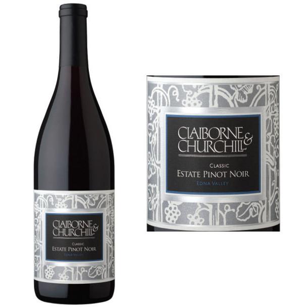 Claiborne & Churchill Classic Estate Edna Valley Pinot Noir