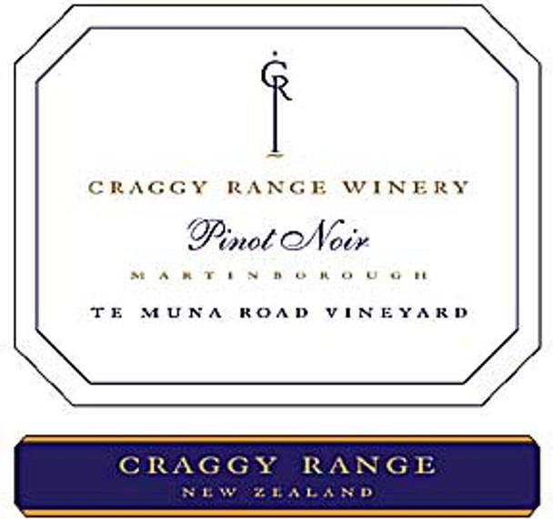 Craggy Range Te Muna Road Vineyard Pinot Noir