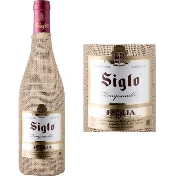 Siglo Saco Rioja Crianza Tempranillo