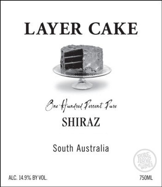 Layer Cake South Australia Shiraz