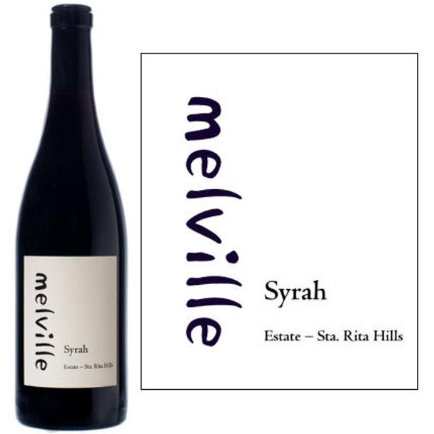 Melville Estate Santa Rita Hills Syrah