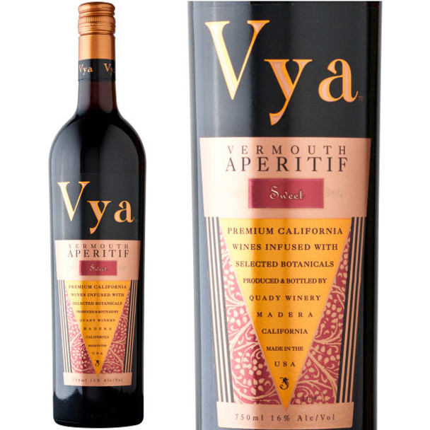 Andrew Quady Vya Sweet Vermouth 750ml