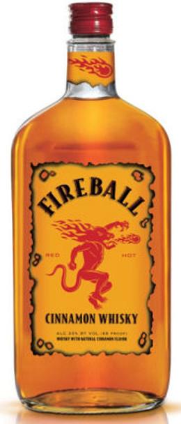 Fireball Cinnamon Whisky 750ml