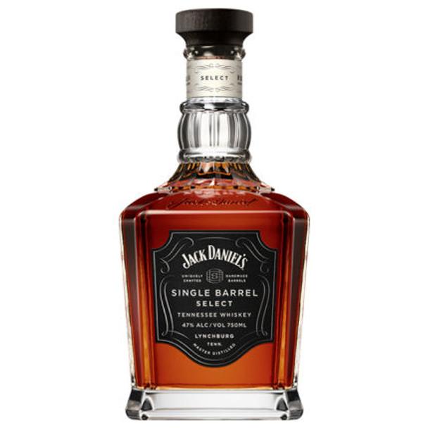 Jack Daniel's Single Barrel Select Tennessee Whiskey 750ML
