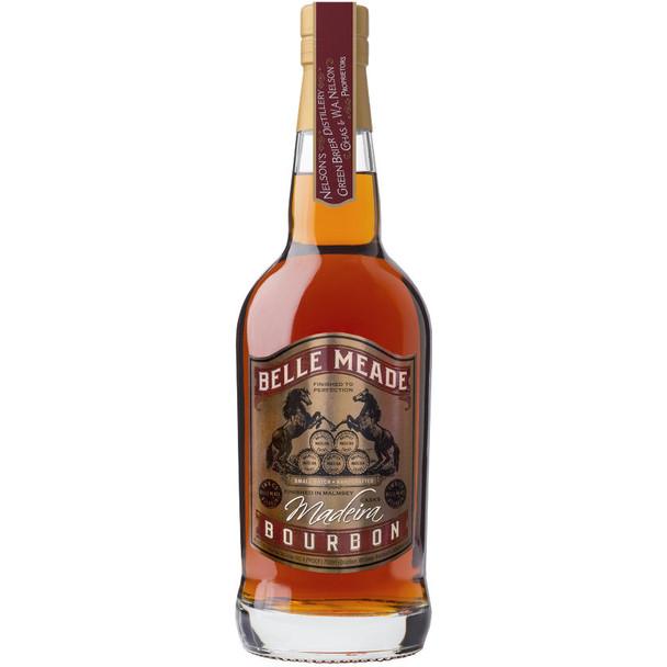 Belle Meade Madeira Cask Finish Bourbon 750ml