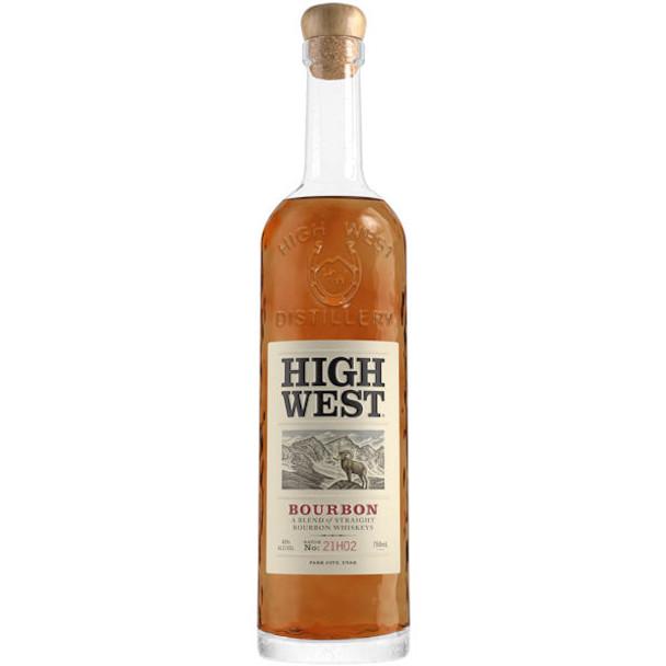 High West American Prairie Bourbon Whiskey 750ml