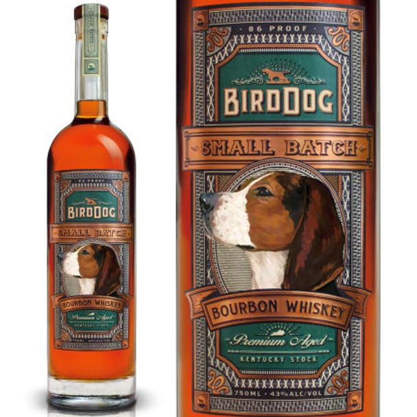 Bird Dog Small Batch Bourbon Whiskey 750ml