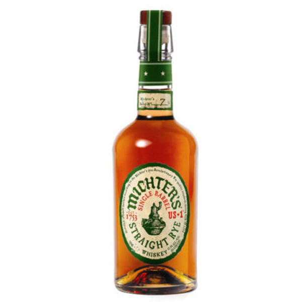 Michter's Original US*1 Single Barrel Rye Whiskey 750ml