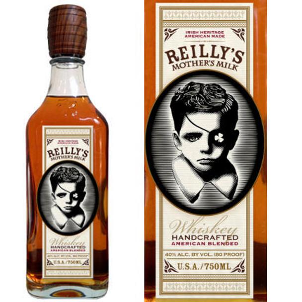Reilly's Mother's Milk American Blended Whiskey 750ml