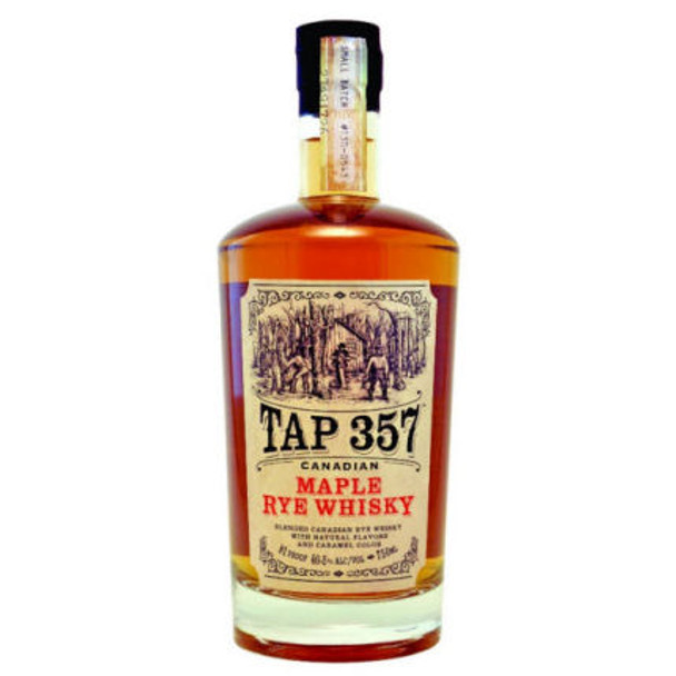 Tap 357 Maple Rye Canadian Whisky 750ml