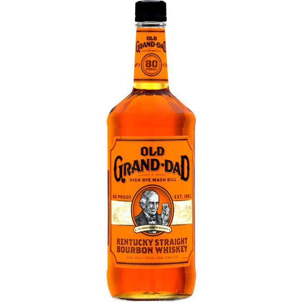 Old Grand Dad Kentucky Straight Bourbon Whiskey 750ml