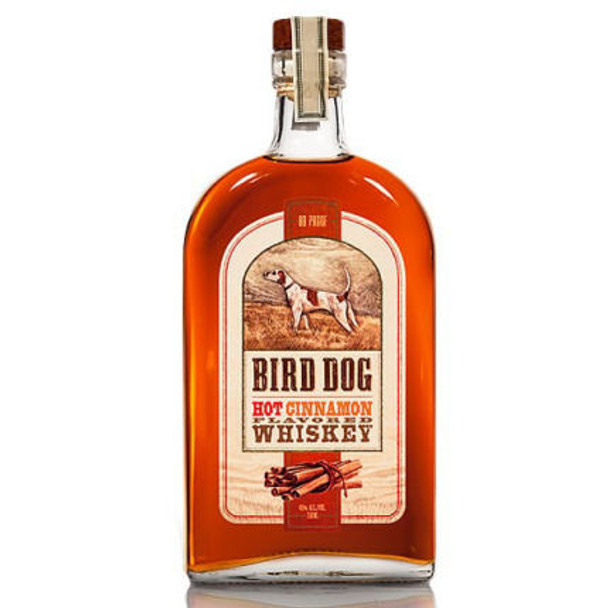 Bird Dog Hot Cinnamon Flavored Whiskey 750ml