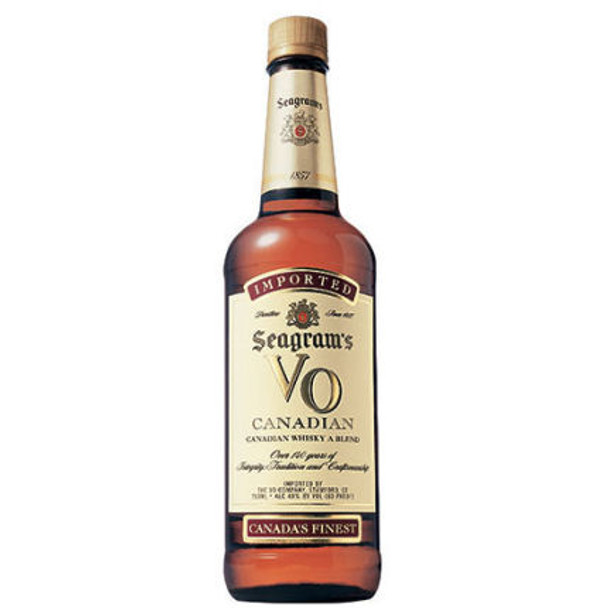 Seagram's VO Blended Whiskey 750ml