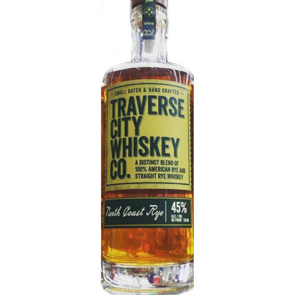 Traverse City North Coast Rye Whiskey 750ml