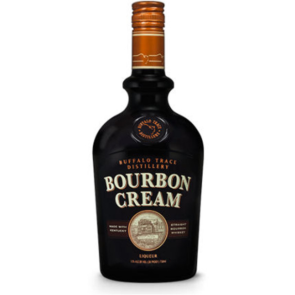 Buffalo Trace Bourbon Cream Liqueur 750ml