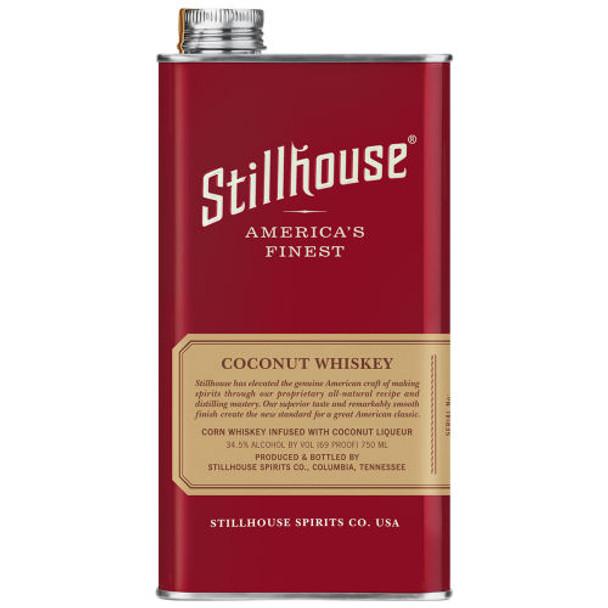 Stillhouse Coconut Whiskey 750ml Can