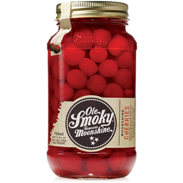 Ole Smoky Tennessee Moonshine Cherries 750ml
