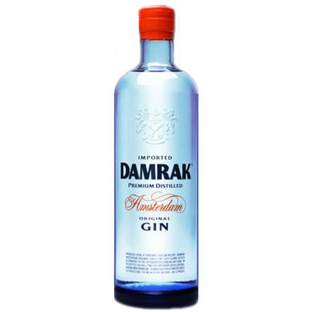Damrak Amsterdam Gin 750ml