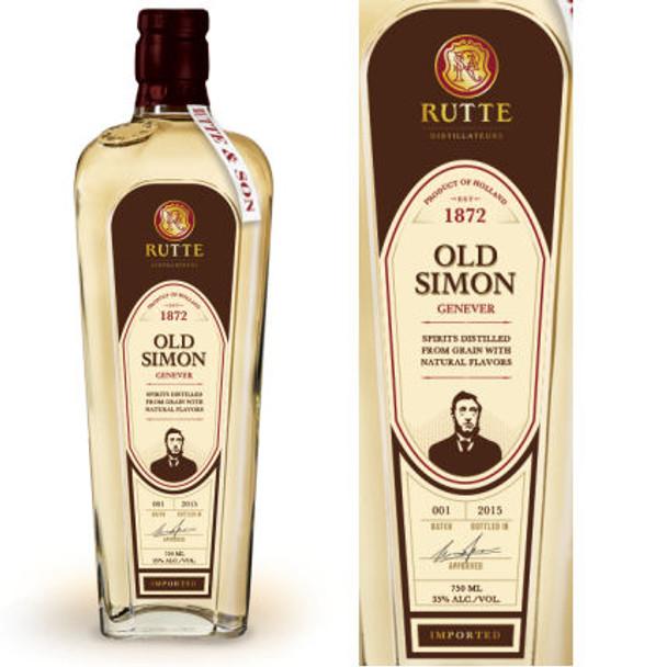 Rutte Celery Dry Gin 750ml