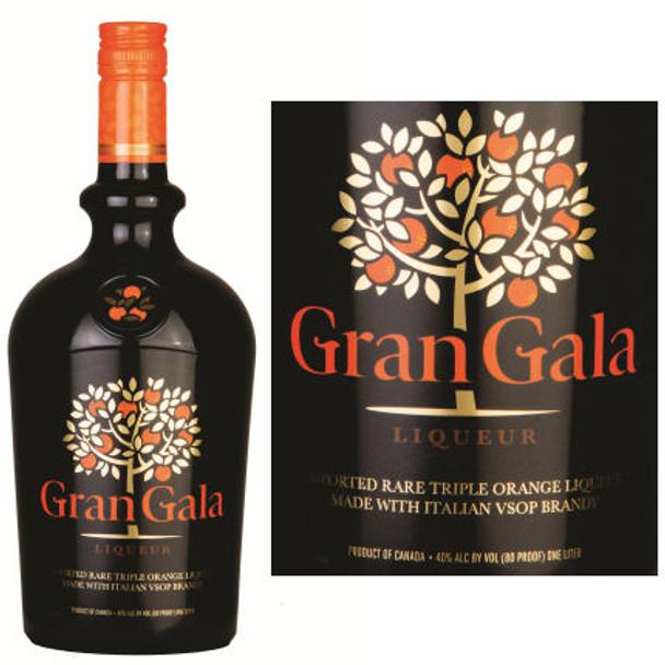 Gran Gala Triple Orange Liqueur 750ml