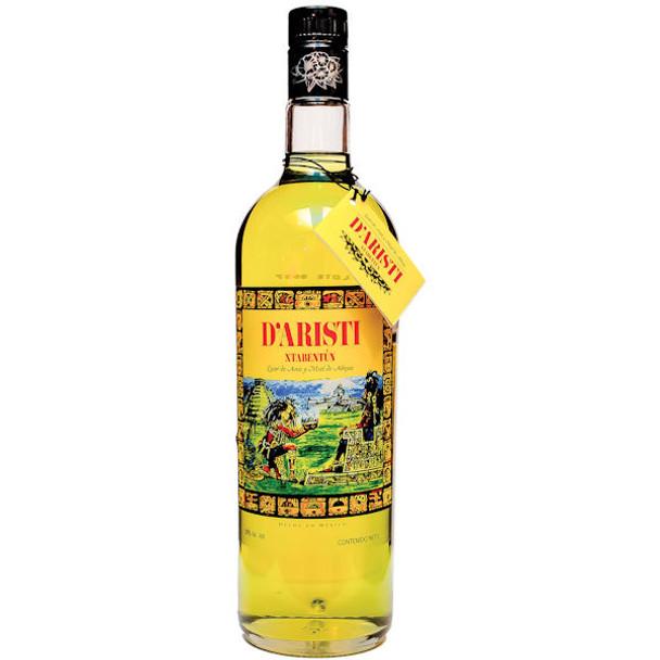 D'Aristi Xtabentun Honey Liqueur 750ml