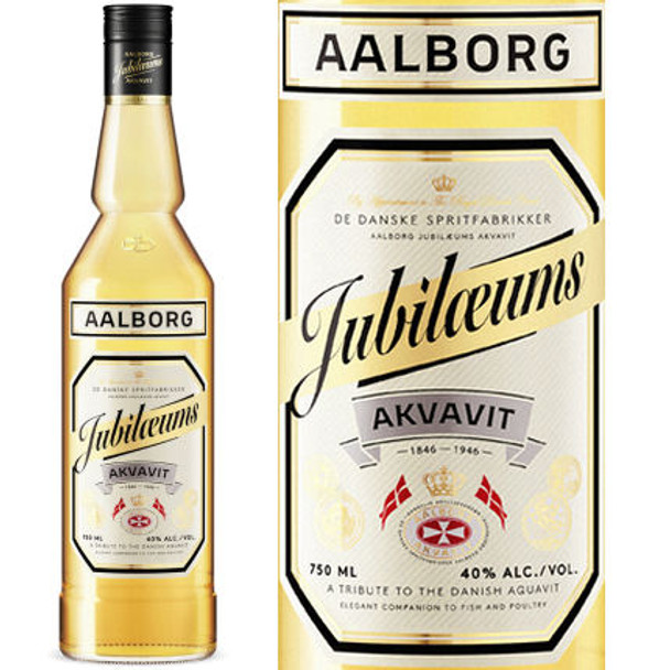 Aalborg Jubilaeums Aquavit 750ml