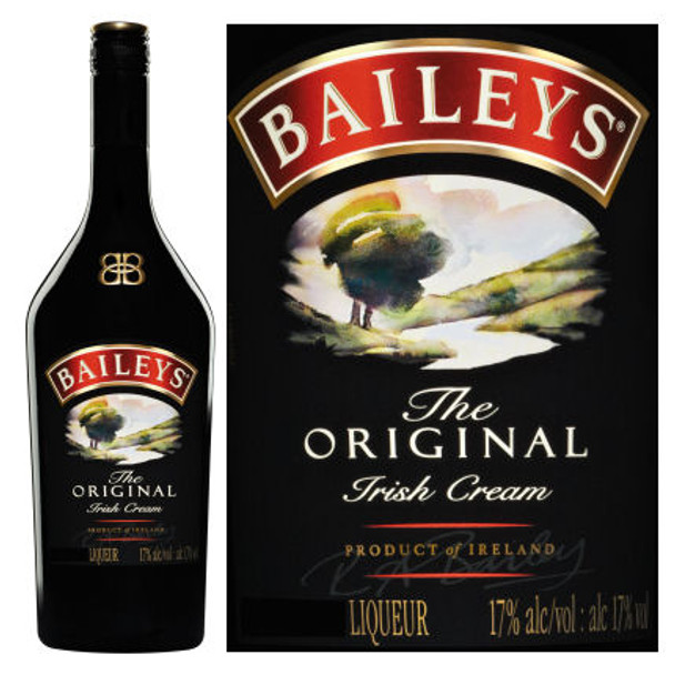 Baileys The Original Irish Creme Liqueur 1L