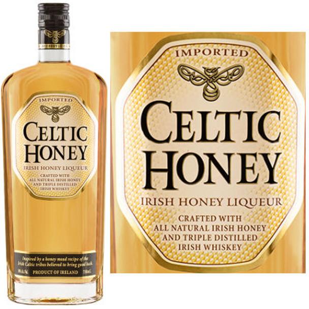 Celtic Honey Irish Liqueur 750ml