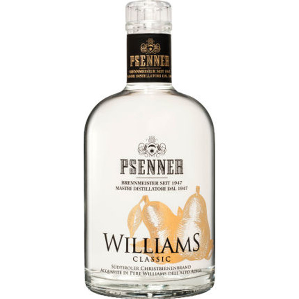 Psenner Williams Pear Brandy 750ml