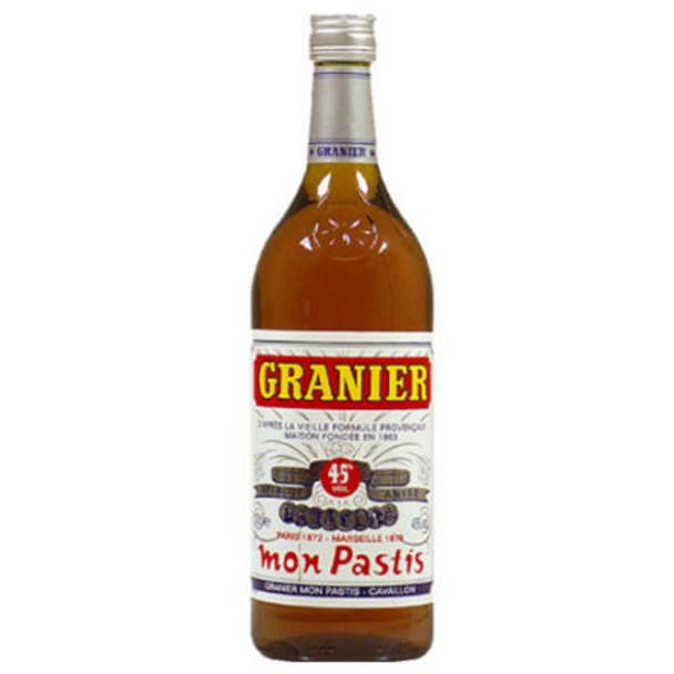 Granier Mon Pastis Liqueur 1L