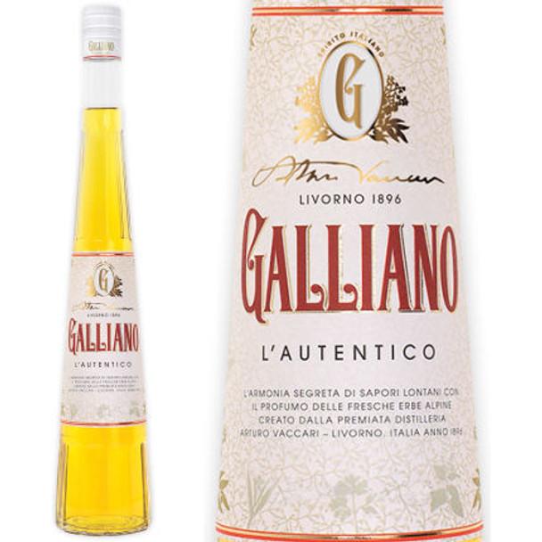 Galliano L'Autentico Italian Liqueur 375ml