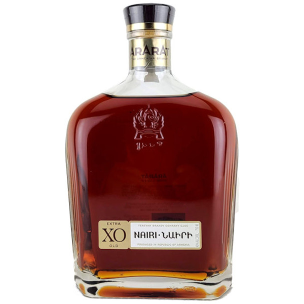 Ararat Nairi 20 Year Old Old Armenia Brandy 750ml