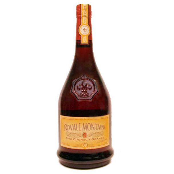 Royale Montaine Fine Cognac and Orange Liqueur 1L