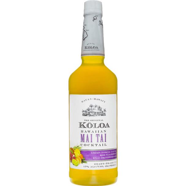 Koloa Hawaiian Mai Tai Cocktail 1L