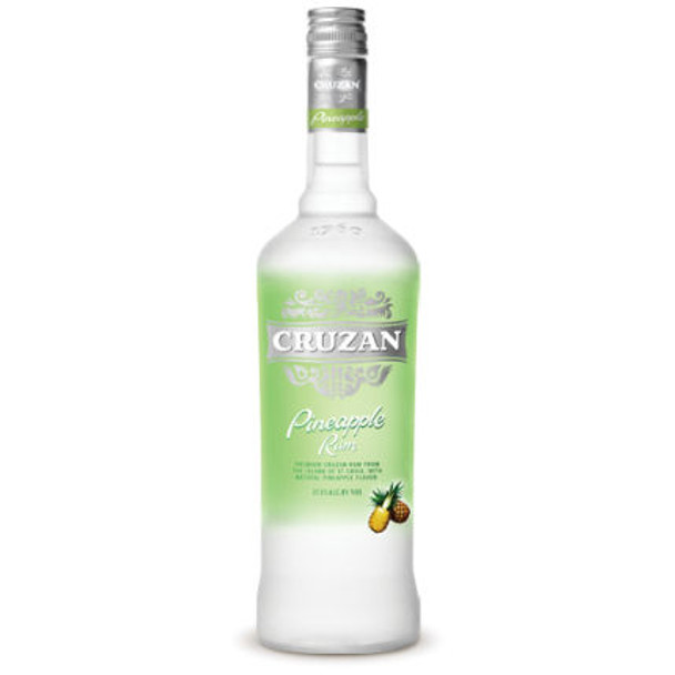 Cruzan Pineapple Rum 750ml